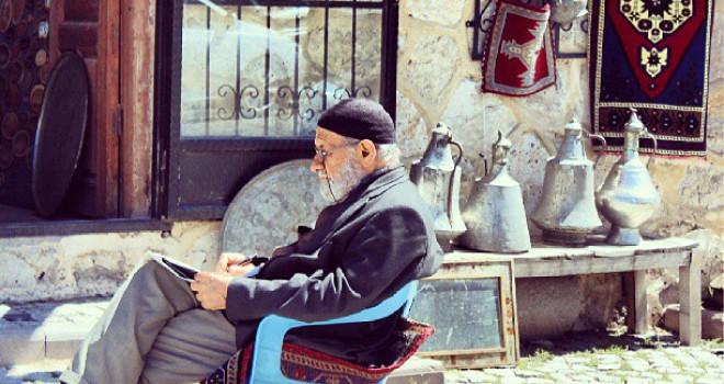 Beyşehir'den.